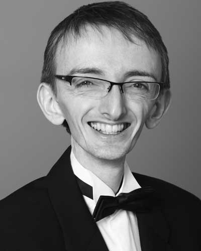 photo of Duncan Glenday, concert pianist